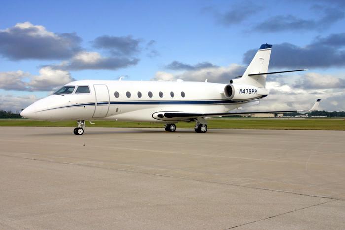 Gulfstream G200 - DuPageAerospace-1