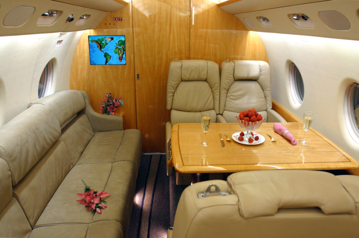 Gulfstream G200 Seats