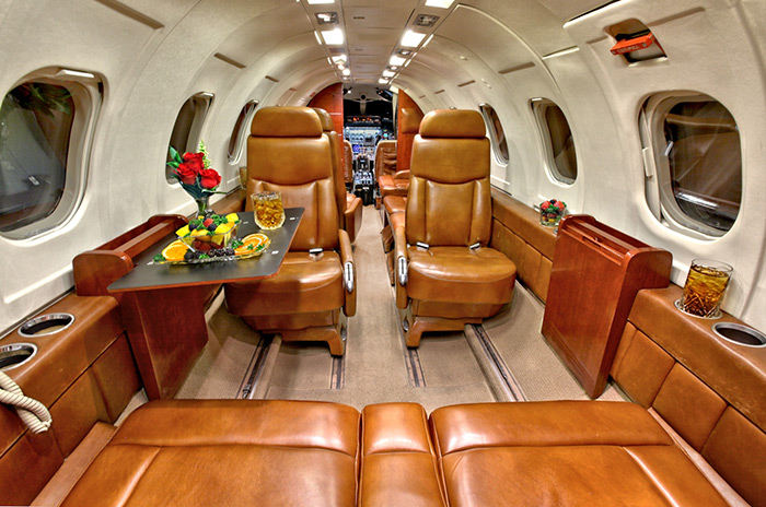 Learjet 35 - N354CL Jet | Clay Lacy Aviation
