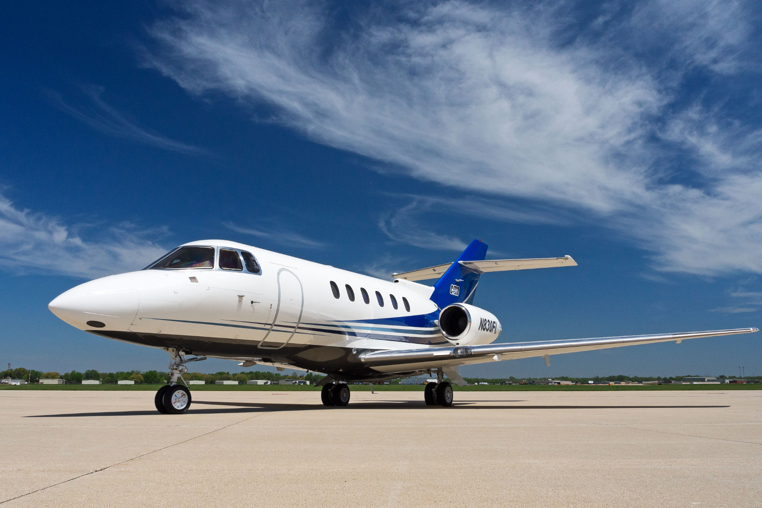 Photo of chicago private jet charter