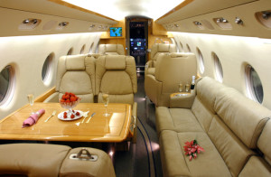 Gulfstream G200 Seating
