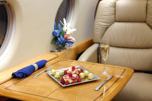 Gulfstream G200 table