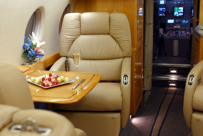 Gulfstream G200 Chair