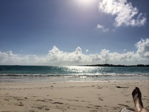 Bahama Beach Photo