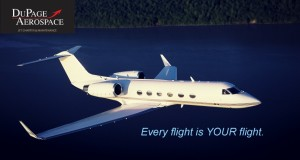 photo of private jet charter