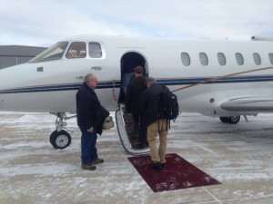Private Jet Charter Photo